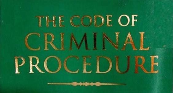 Section 46 of Criminal Procedure Code