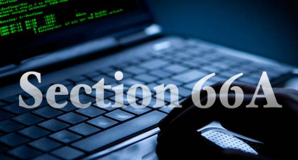 Section 66A of the IT Act