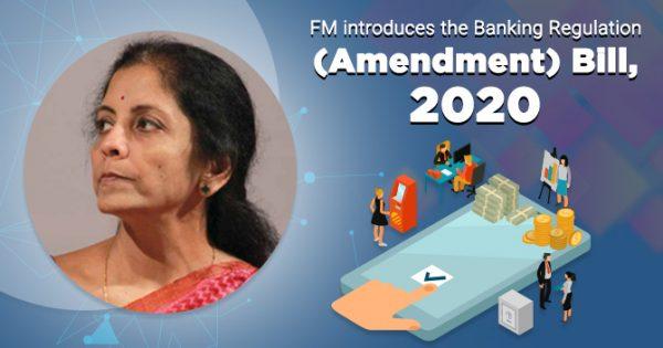 Banking Regulation (Amendment) Bill, 2020